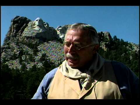The history of Theodore Roosevelt at Mount Rushmore