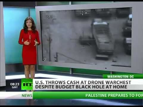 Wings of Death - US Builds Global Drone Base