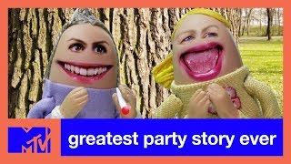 Itвs Grass Man Full Episode  Greatest Party Story Ever  MTV