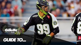 Guide to Major League Lacrosse with Paul Rabil | Gillette World Sport