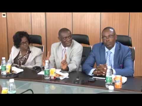 African Union Of Broadcasting Assembly Visits NIGCOMSAT