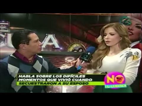 Gloria Trevi confiesa como secuestraron a su esposo Armando Gómez