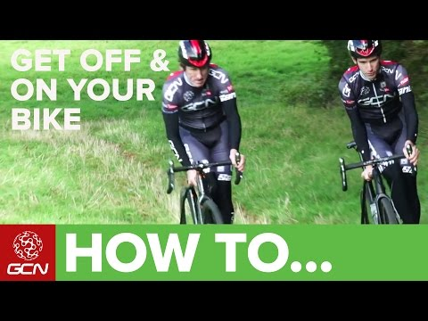 How To Get Off And On A Cyclocross Bike Matt Does Cyclo Cross Ep. 2