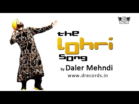 The Lohri Song| Daler Mehndi | Video Mashup 2014 video