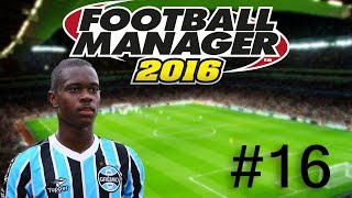 #16 Lincoln | Football Manager 2016 | Wonderkid