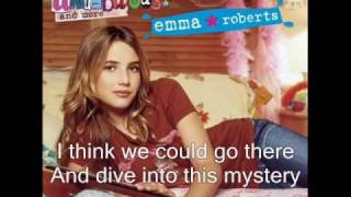 Watch Emma Roberts I Have Arrived video