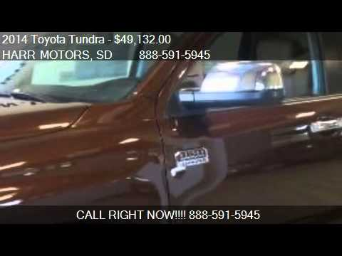 2014 Toyota Tundra 1794 For Sale In Aberdeen Sd 57401