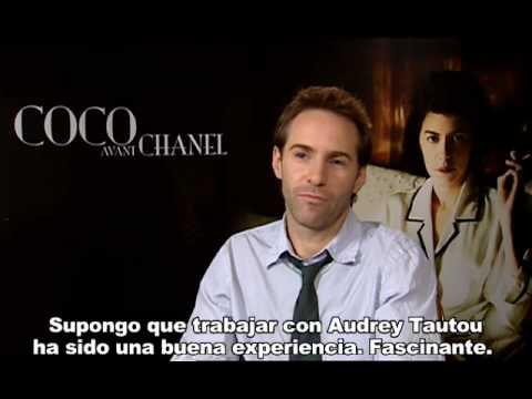 Coco Avant Chanel - Entrevista Alessandro Nivola