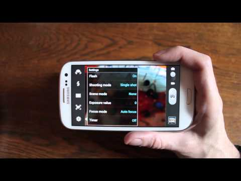 Samsung Galaxy S3 Phone Camera Review [GT-I9300] - Androidizen