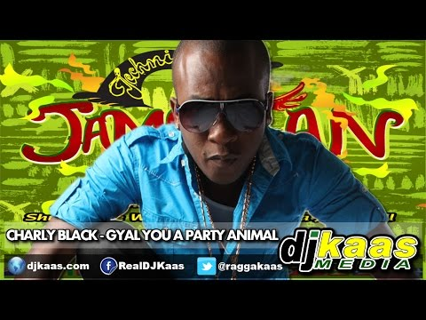 Charly Black - Gyal You A Party Animal [raw](july 2014) Jambe-an Riddim - Techniques Rec | Dancehall video