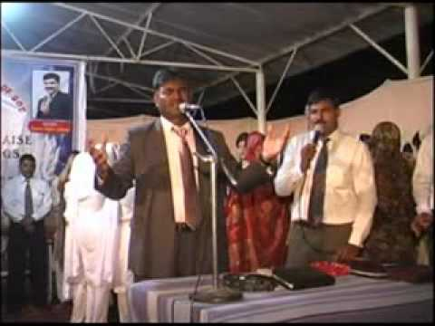 Song : Fazaal naal Zaboor 51  by Evg : Nasir Taj Dubai (U.A.E) 2010