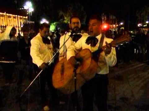 el mariachi presente en el dia del musico  2013