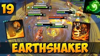 Dota 2 Earthshaker Moments Ep. 19