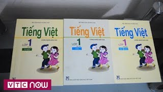 Nhà trường tự tin với sách Tiếng Việt công nghệ | VTC9