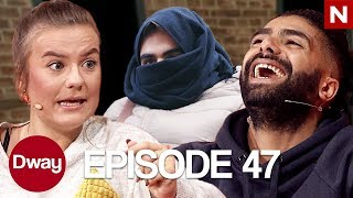 DWAY - EPISODE 47 | Kona til Shafqat, Yogachallenge, What's in my mouth?, Hemmeligheter, BTS