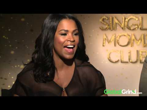 Nia Long Say She Loved Kissing Tyler Perry video