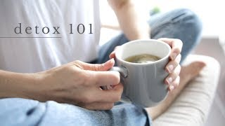DETOX 101 | tips, myths + what you need to know