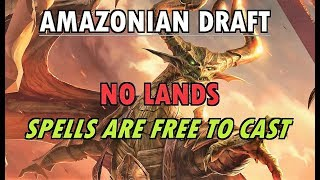 Play Anything for Free Draft Event | MTG Arena Amazonian's