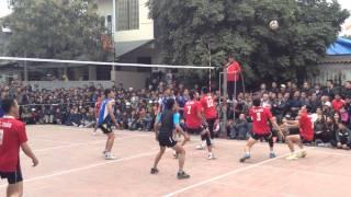 Tràng An Ninh Bình vs Học Viện Cảnh Sát- hội làng Nguyên Khê 2014(sét 1/2)
