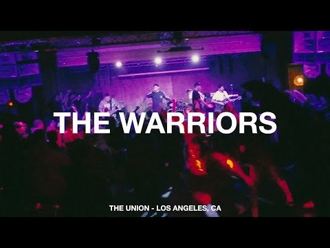 The Warriors - Transistor LIVE @ The Union 04.09.2016