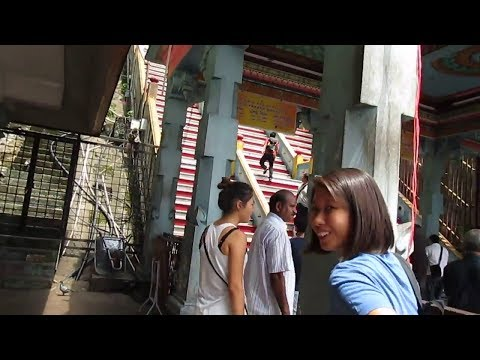 Tries to Interview Pretty California Asian Girls, Batu Caves, P3