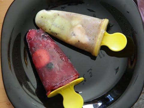 Как сделать мороженое дома из льда