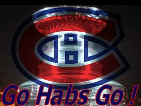 Les Canadiens de Montreal - Bleu Blanc Rouge