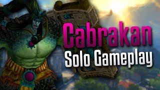 Smite: Loki and Fat Loki... the Ultimate Combo!- Cabrakan Solo Gameplay