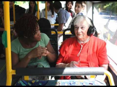 14.07.2011: Treffen der Generationen - Wozu ist Busfahren gut?