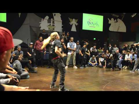 Lady Tight Eyez vs Taminator | Realm 2014