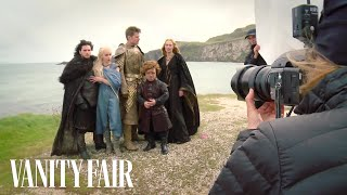 Behind the Scenes with the Cast of Game of Thrones | Vanity Fair