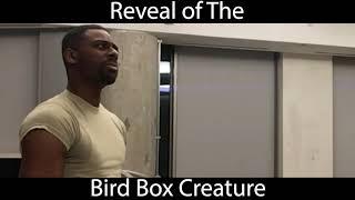 Reveal of the Bird Box Creature