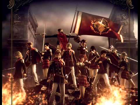 Final Fantasy Type-0 [ending Song]