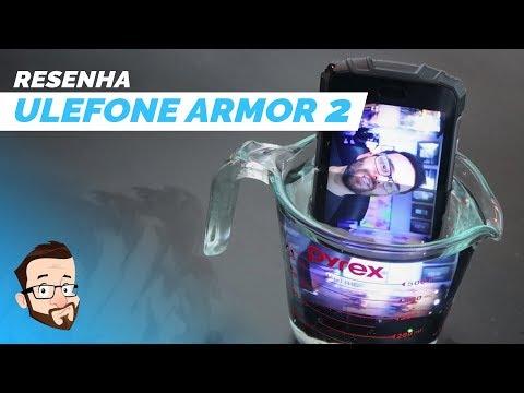 Armor 2 -- Um celular a prova de TUDO!