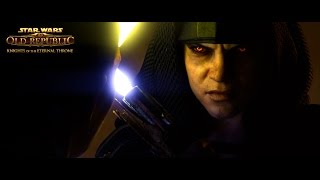 STAR WARS The Old Republic в Knights of the Eternal Throne в Betrayed Trailer