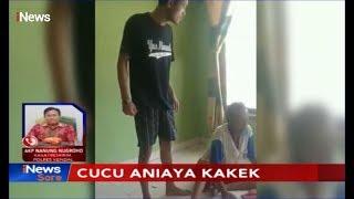 VIRAL! Youtuber Yusminardi Aniaya Kakek, Kesal Pakan Ikan Berserakan di Bak Mandi - iNews Sore 21/11
