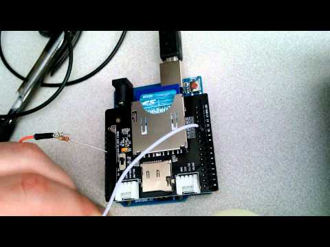 Simple Arduino Audio/Music Player with SD Card