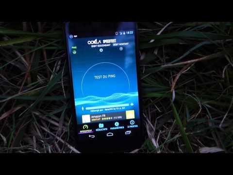 Test des débits de Free Mobile en itinérance en Italie !