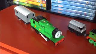My Thomas and Friends collection - Oliver and Toad