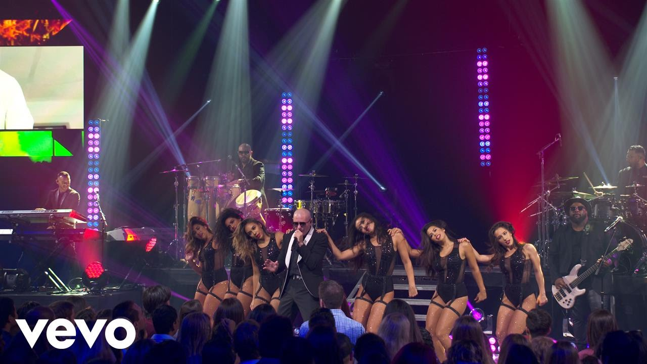 Pitbull - Don't Stop The Party (Live on the Honda Stage at the iHeartRadio Theater LA)