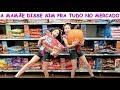 Lagu A MAMÃE DISSE SIM PRA TUDO NO MERCADO DOS ESTADOS UNIDOS ♥ Mom said yes to everything in the market