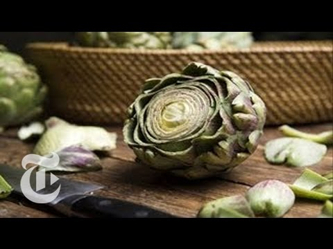 How to Cut an Artichoke - Mark Bittman Recipes
