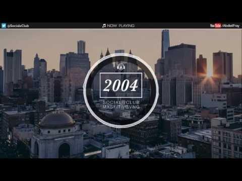"Social Club | ""2004"" (Prod. by Gordon Beats) @SocialxClub"