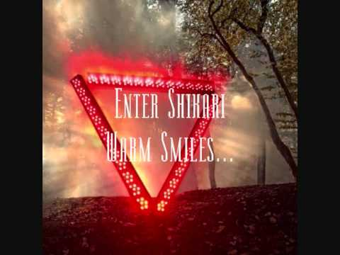 Enter Shikari - Warm Smile Do Not Make You Welcome Here