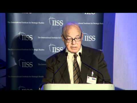 Hans Blix - EU Non-Proliferation and Disarmament Conference Keynote address