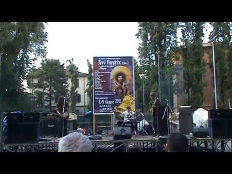 Gypsy Rainbow - Are you experience, ( 8 giugno 2013 Jimi Hendrix Live 2 - Bologna )