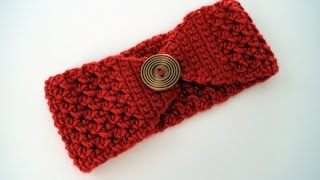 How to Crochet a Headband