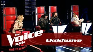 Momente Argëtuese | Audicionet e Fshehura 3 | The Voice Kids Albania 2019