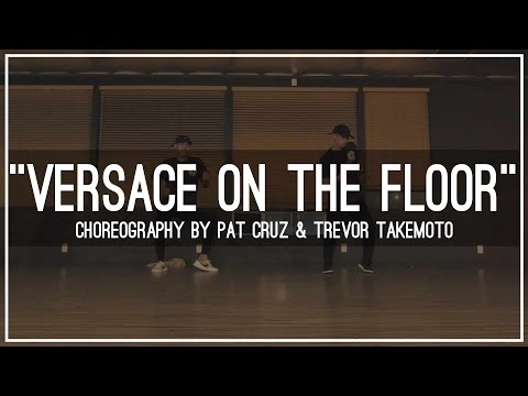 "Bruno Mars ""Versace on the Floor"" 