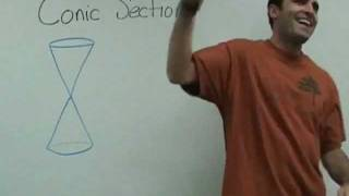 Algebra 2 - Conic Sections - Parabola